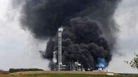 German chemical explosion: 1 dead, 4 missing in Leverkusen complex blast