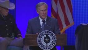 Governor Abbott delivers keynote address at Texas DPS graduation