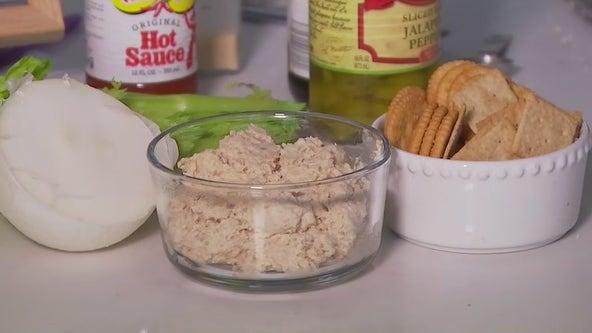 Smoked fish dip recipe from FOX 7 Austin's Tierra Neubaum