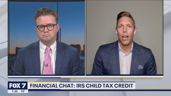 Financial Chat: IRS Child Tax Credit and Inflation