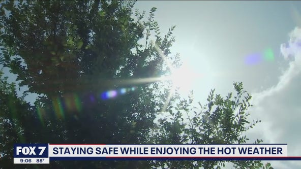 ATCEMS, APD give tips to stay safe in the heat, water this summer