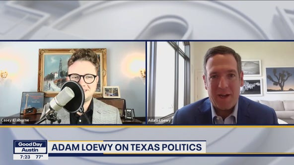 Adam Loewy talks COVID restrictions, Texas Dems and Austin crime