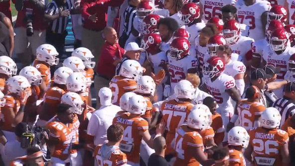 Texas, Oklahoma submit request to join SEC
