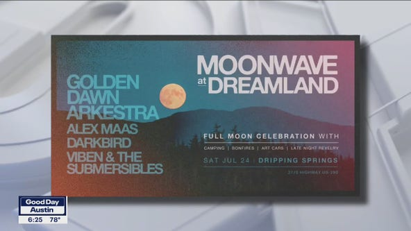 'Full Moon Fest' at Dreamland