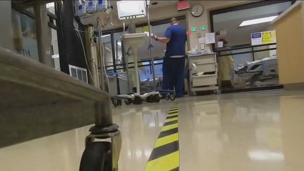 FOX 7 Discussion: Texas nurses overwhelmed amid new COVID-19 wave