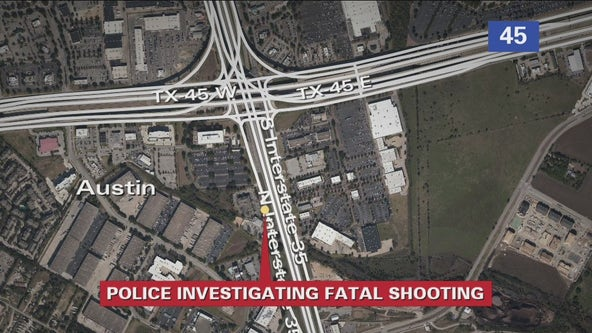 Round Rock police investigate deadly shooting