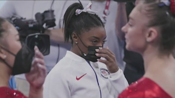 Olympic athletes shine a light on mental health amid Summer Olympics