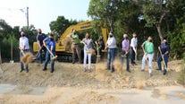 City of Cedar Park breaks ground on 200-acre Lakeline Park