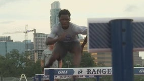 Track and field athletes train in Austin for Summer Deaflympics