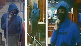 Police looking for help identifying Round Rock bank robbery suspect