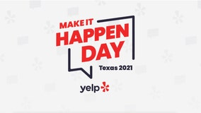 Yelp, Brooklyn Decker partnering up for Make It Happen Day in Texas