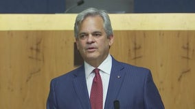 """Mayor Adler takes aim at """"misinformation"""" during State of the City"""