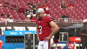 Bucs kicker Succop tests positive for COVID-19 after dinner with Titans