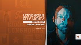 Austin native Shakey Graves headlines Longhorn City Limits