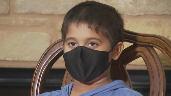 Round Rock student asks Abbott to allow schools to mandate masks
