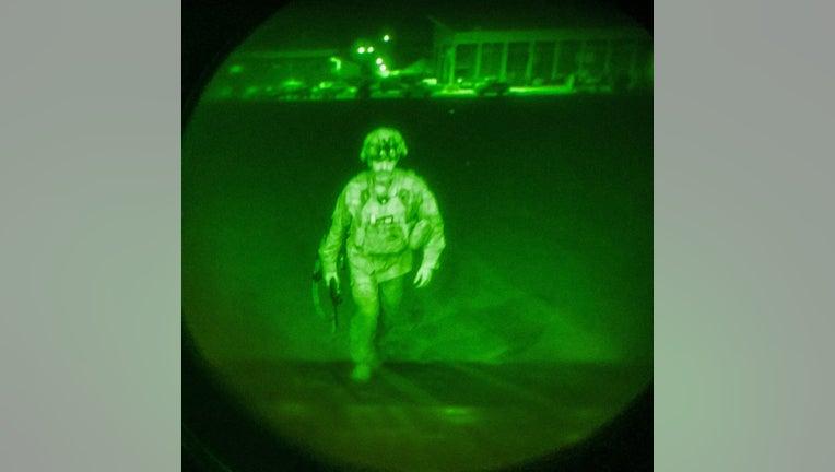 KSAZ Last US Soldier to leave Afghanistan 083021