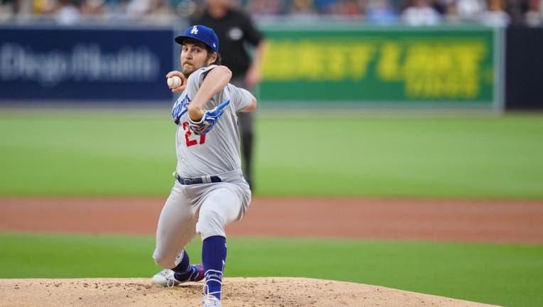 Los Angeles Dodgers v. San Diego Padres