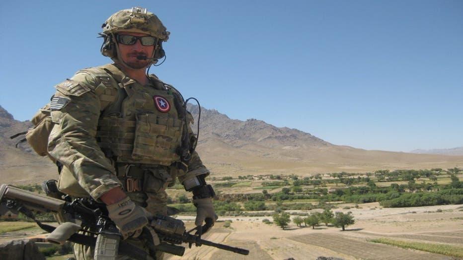 Army Capt. Zac Lois