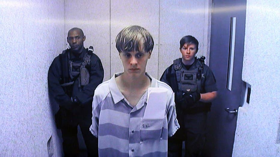 e8de4166-Nine Dead After Church Shooting In Charleston