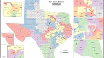 Texas' two new congressional districts added to Houston and Austin in proposed redistricting map