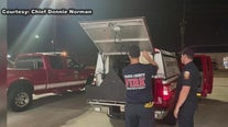 Texas first responders return after helping with Hurricane Ida relief