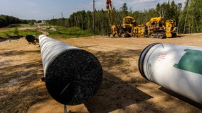 Enbridge says Line 3 oil pipeline complete, will be in service on Oct. 1