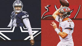 By The Numbers: Brady and Bucs begin defense of crown vs. Cowboys