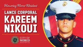 Funeral services planned for fallen Marine Lance Corporal Kareem Nikoui