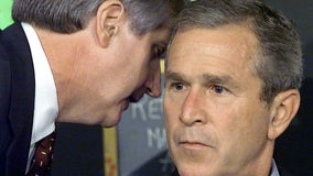 'America is under attack:' Bush was in Sarasota classroom when grim news came