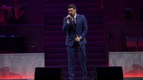 Michael Bublé concert at Frank Erwin Center canceled
