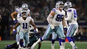 Prescott, Dallas Cowboys beat Eagles in first home game since injury