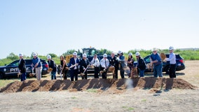 City of Kyle breaks ground on new public safety center