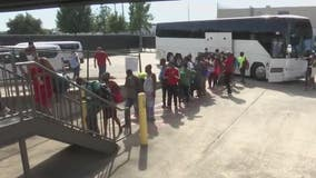 Migrant Haitian family speaks to FOX 26 about journey to US