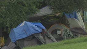 Texas law banning homeless camps takes effect