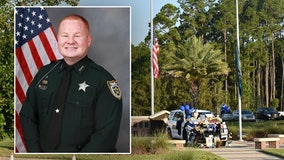 'Hero even after death': Fallen Florida deputy's organs donated to 5 people, including baby
