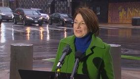 Sen. Amy Klobuchar reveals breast cancer diagnosis, says treatment went well