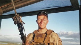 Memorial services planned for SoCal Marine killed in Kabul