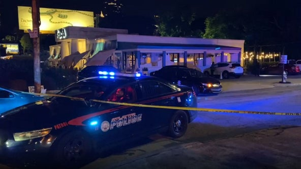 'Please hold': Man shot behind Buckhead restaurant says he got hold message dialing 911
