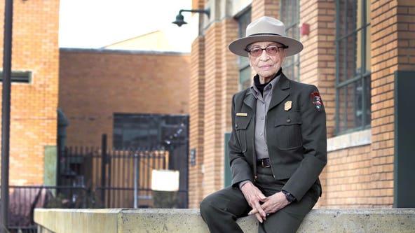 Betty Reid Soskin: Oldest active National Park Service ranger turns 100