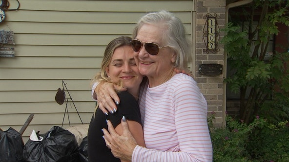 Round Rock woman gets to move back home after winter storm