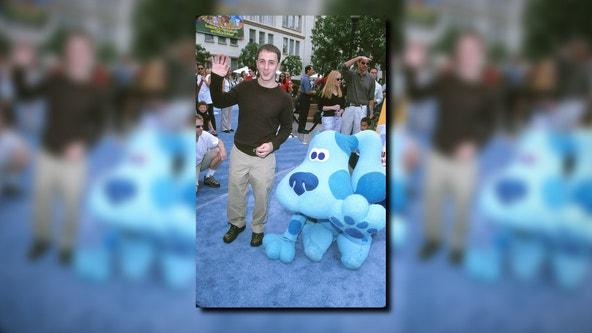 Original 'Blue's Clues' host Steve says he never forgot about the fans in emotional anniversary video