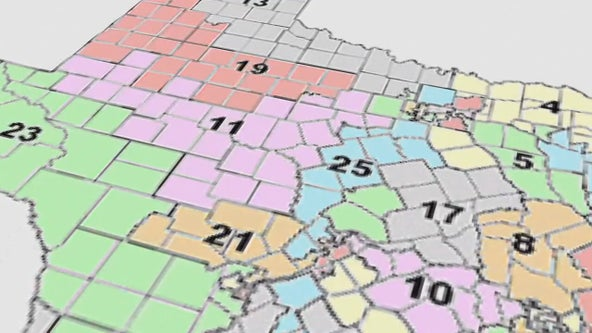 FOX 7 Discussion: Lawsuit filed against new redistricting maps in Texas