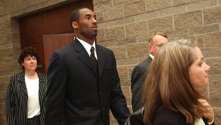 Kobe Bryant Attends Pre-Trial Hearings