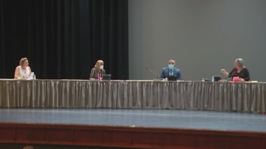 Round Rock ISD School Board passes updated mask requirements