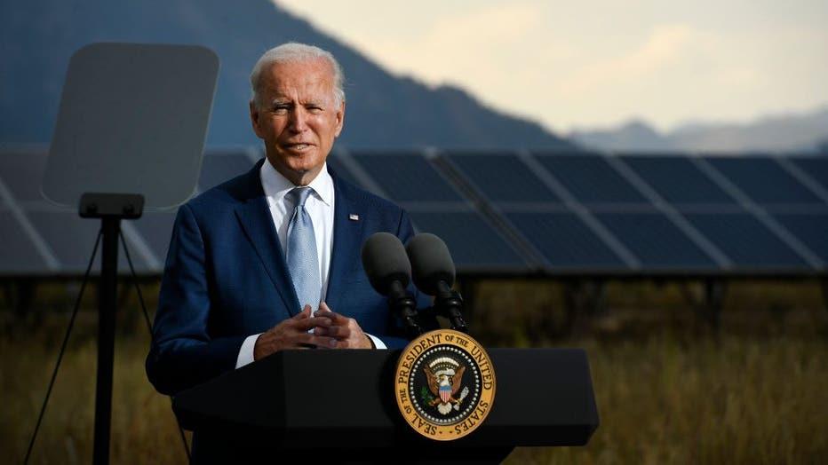 President Joe Biden visits Colorado