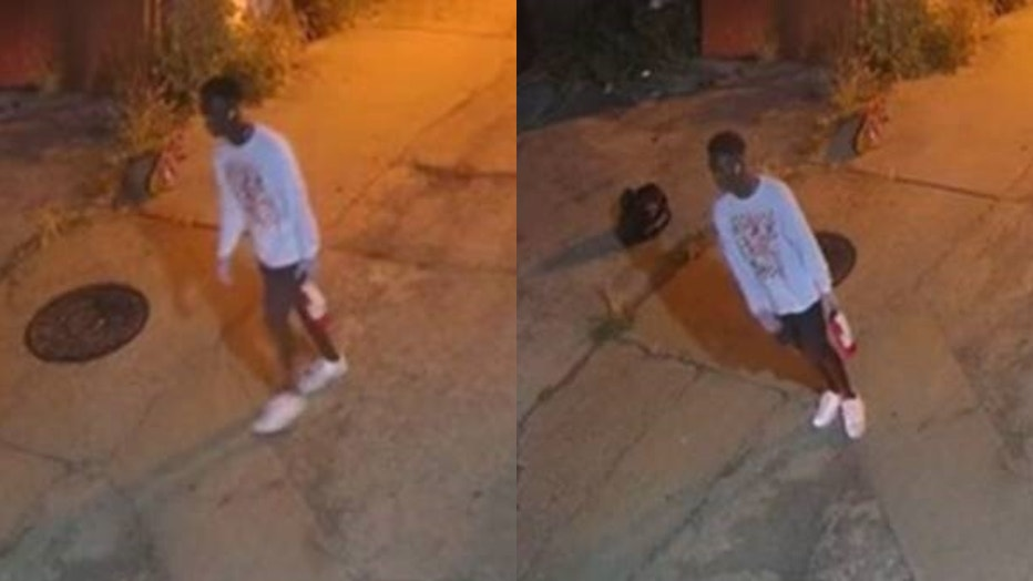 The Texas Department of Public Safety (DPS) is asking for the public's help in identifying an individual who threw a Molotov cocktail against a church near the Capitol Complex on Aug. 31.