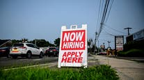 US unemployment claims fall to 290,000, a new pandemic low