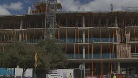 Dell Children's Medical Center marks milestone in expansion project