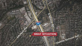 Man arrested after SWAT standoff in Round Rock