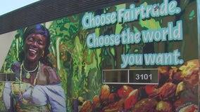 Wheatsville Food Co-op mural raises awareness about fair trade